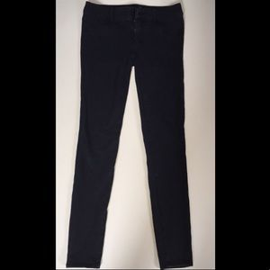 Navy American Eagle Stretch Jeggings